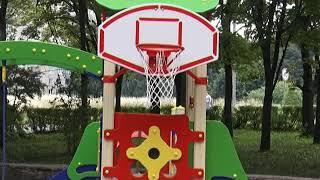 В Пущине контролируют состояние детских площадок и ход выполнения ямочного ремонта
