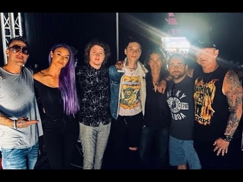 'American Satan' TV series a go w/ Biersack and Ben Bruce - I Declare War are working on a new EP Mp3