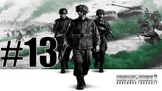 Company Of Heroes 2 Ardennes Assault Gameplay Part 13 - Strumtiger steals
