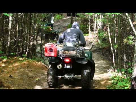 ATV Trail South China Maine 06/15/14