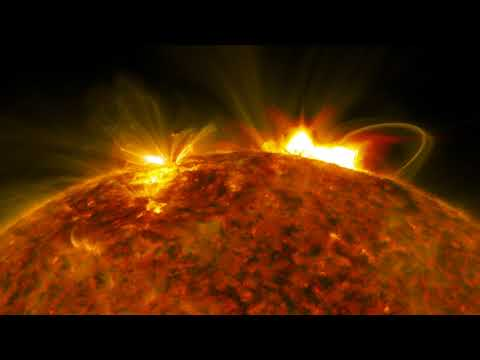 SDO Spots X8.2-Class Solar Flare, Sept. 10, 2017