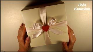 видео Подарок мужу на день рождения своими руками