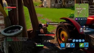 Fortnite: Battle Royal | Random Clip [PS4] #010