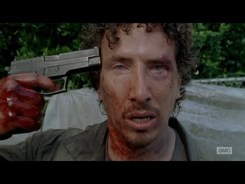 The Walking Dead - Nicholas's Death