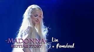 madonna bedtime story live at the brit awards february 20 1995