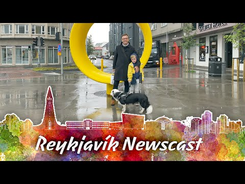 Reykjavik Newscast #19: Tougher borders, a minister in trouble and airline bailout
