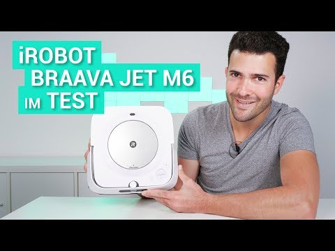 iRobot Braava Jet m6 - Der Wischroboter im Test & Review