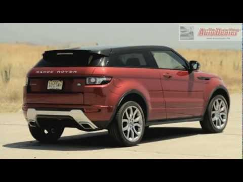 2012 Range Rover Evoque in Tyumen 27RUS - Auto Dealer Media