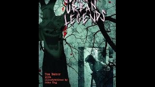 Top 13 Scary Urban Legends