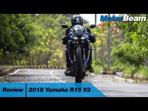 Yamaha R15 V3 Road Test – Best R15 Ever | MotorBeam