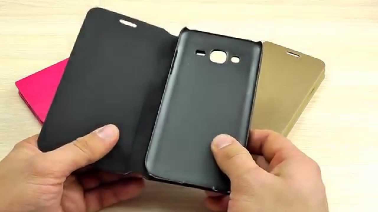 ОБЗОР: Комбинированный Чехол-Накладка для Samsung Galaxy J5 SM .