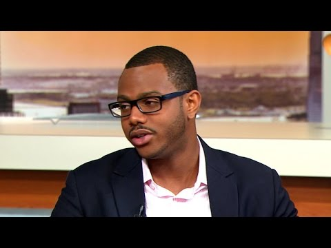 The Dish: Chef Kwame Onwuachi - YouTube