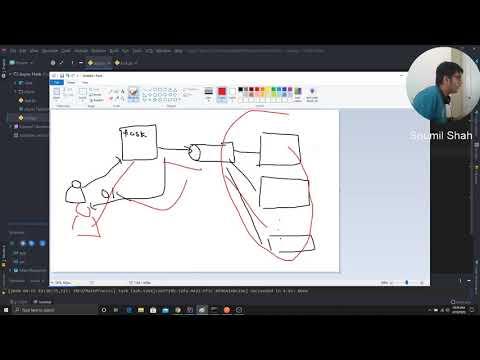 Flask Celery + Redis  + Queue  Understanding How Celery Works | Background Process