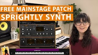 Free MainStage Worship Synth Patch! - Sprightly Synth