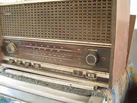 วิทยุธานินทร์(old Radio thailand)
