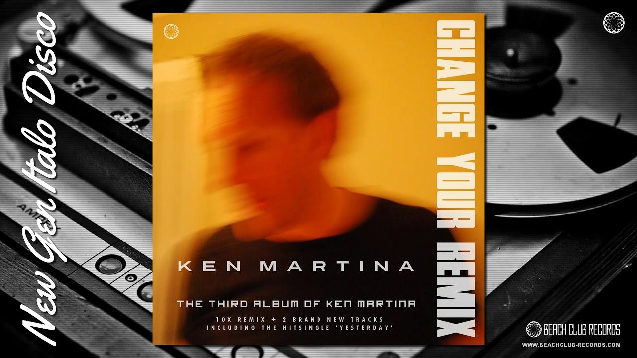 BCD 8110 Ken Martina - Change Your Remix ALBUM DEMO