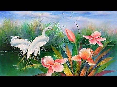 Chinese Instrumental Music - White Crane