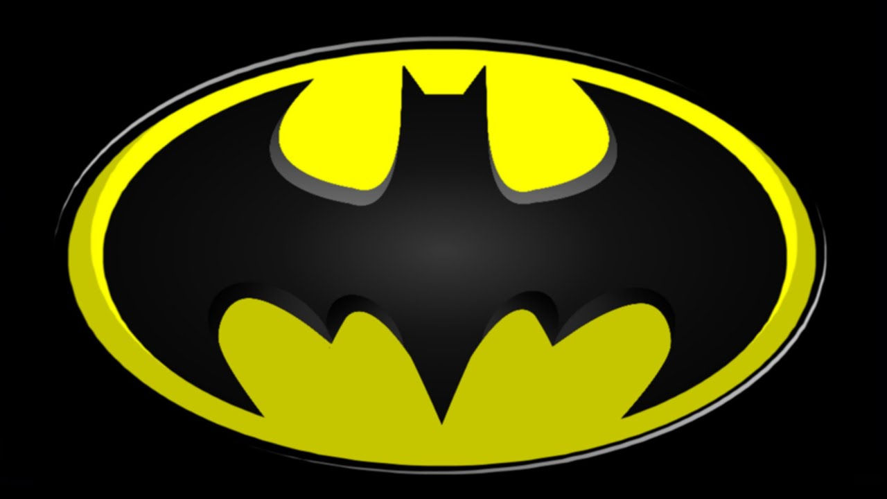 Black Ops 3 BATMAN Logo Emblem Tutorial YouTube