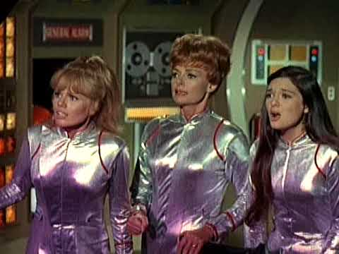 1967 68 Television Season 50th Anniversary Lost In Space Cbs Promo Comdenmed Of Space Youtube