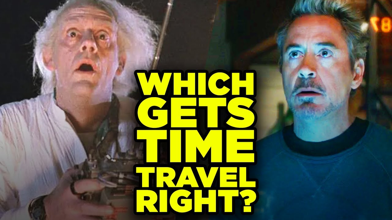 Download Avengers Endgame Time Travel vs Back to the Future: Which Gets It Right?