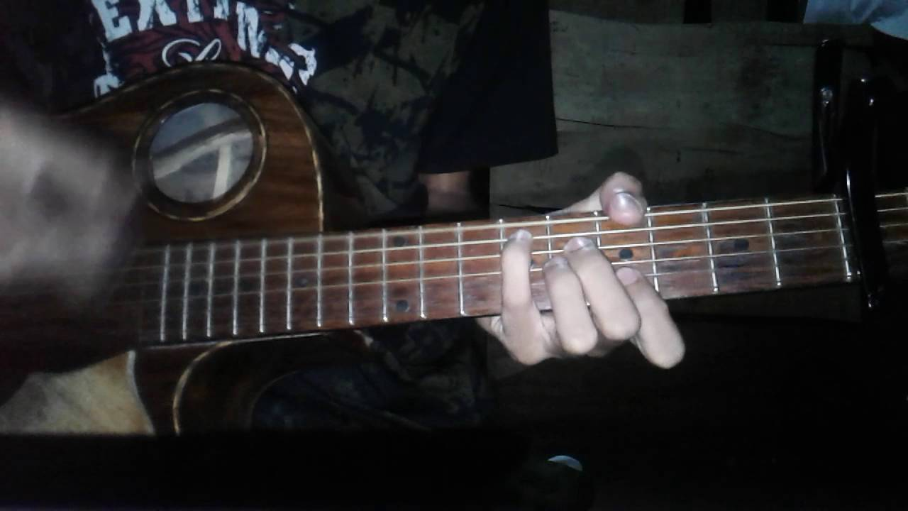 silent-sanctuary-di-na-kita-mahal-guitar-playthrough-capo-3rd-4th-fret-just-punk