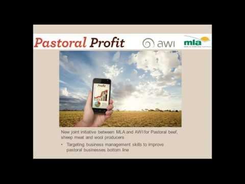 Pastoral Profit Webinar | Funding Future Liabilities