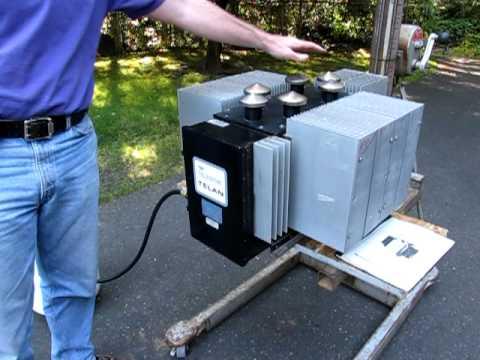 Teledyne Telan 2T Thermoelectric Generator 50 Watts 12v - Teledyne Telan 2T Thermoelectric Generator 50 Watts 12v - YouTube