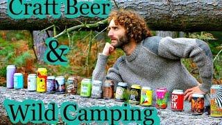 Craft Beer & Hammock Camping In The Peak District