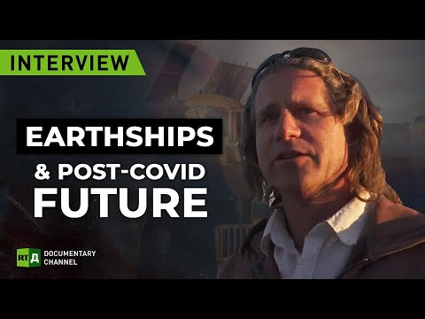 Earthship homes: Future of post-coronavirus world? from YouTube · Duration:  11 minutes 34 seconds