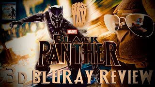 Black Panther 3D Bluray Review