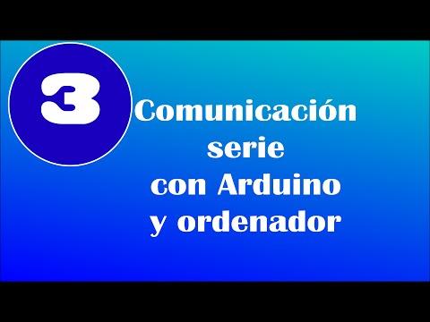 Comunicacion serie con Arduino y ordenador