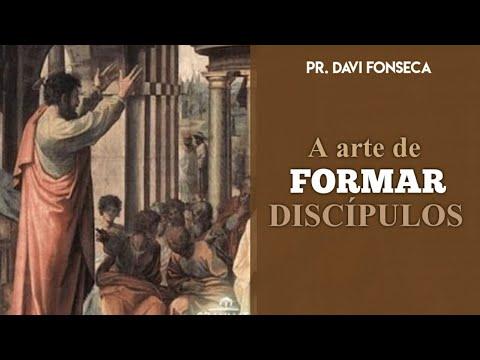 lanÇamento---a-arte-de-formar-discÍpulos
