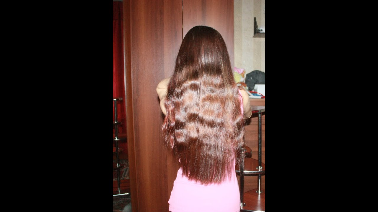 Как отрастить длинные здоровые волосы