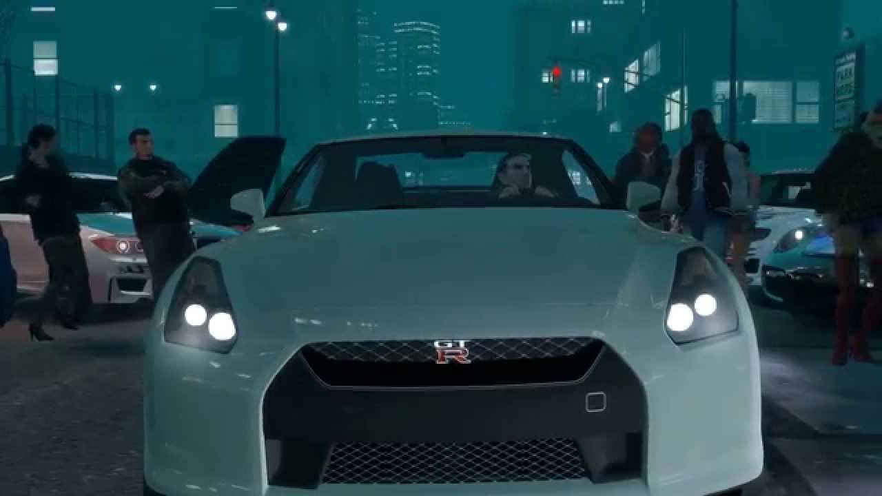 Grand Theft Auto Iv Street Racing Hd Youtube