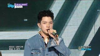 【TVPP】N.Flying - UP ALL NIGHT, 엔플라잉 - 업 올 나잇 @Show Music core Live