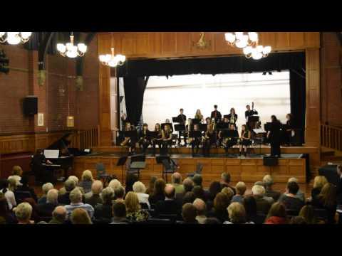 50 mph - Bury Music Service Big Band