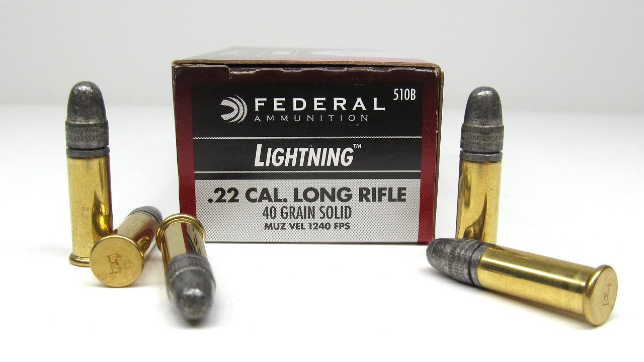 federal lightning 22lr ammunition related keywords suggestions