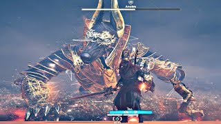 Assassins Creed Origins - All GOD Boss Fights & Best Anubis Outfit | All TRIALS OF GODS