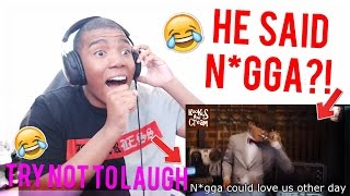 BTS TRY NOT TO LAUGH CHALLENGE - BTS MISHEARD LYRICS - REACTION!! (I LOST!)