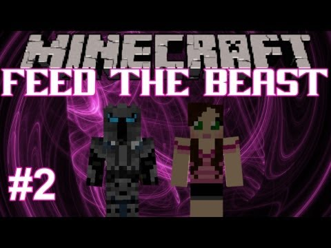 Minecraft: Feed The Beast - Tree House - Episode 2