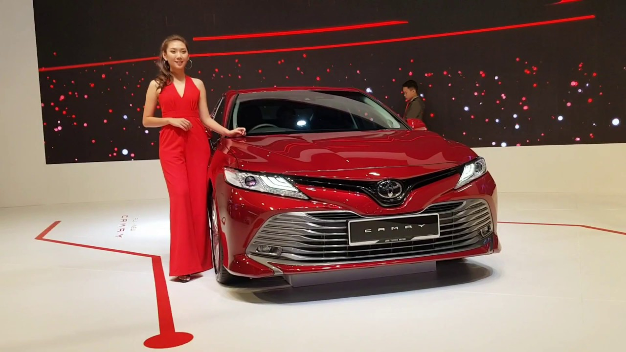 all new camry 2019 malaysia harga grand avanza g 2016 klims 2018 toyota 2 5v ys khong driving youtube