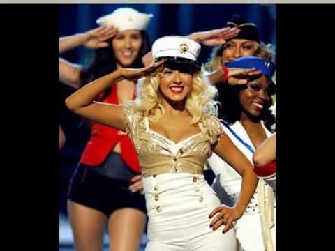 Christina Aguilera - Candyman (RedOne Remix)