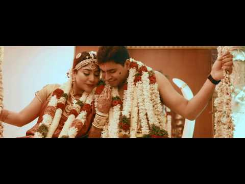 KRISHNA+PARIDHIE | Event Management | Wedding | Bigscreen Chennai | Mangalyam Wedding Store
