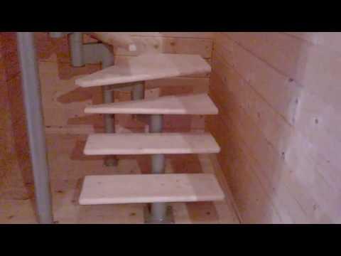 Как нельзя собирать модульную лестницу!!!