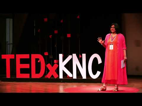 One day in the life of Pallavi Rao/ Myasthenia Gravis | PALLAVI RAO | TEDxKNC
