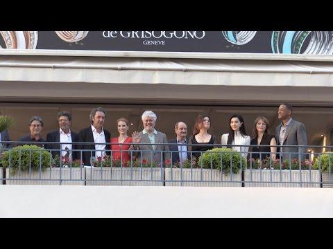 2017 Cannes Film Festival Jury members dinner at Martinez
