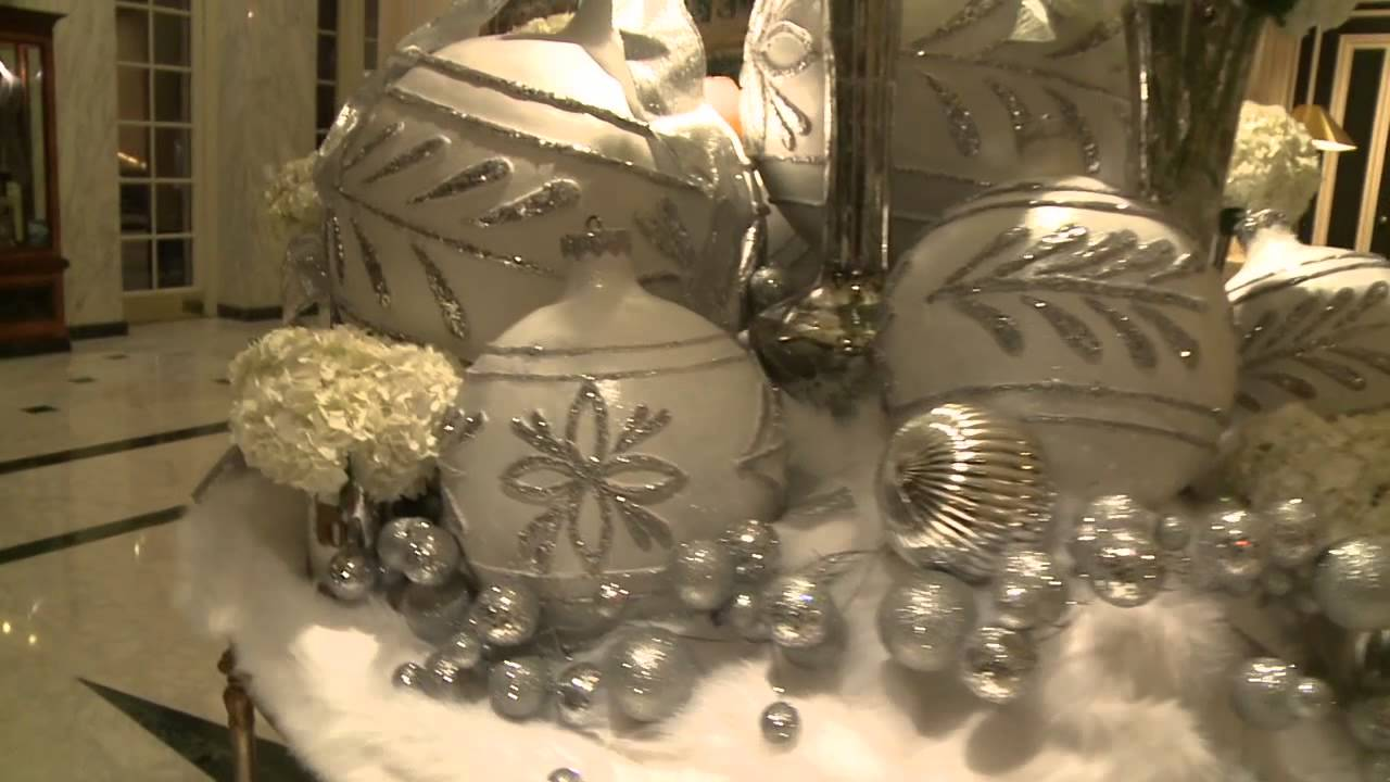 Beverly Wilshire Christmas Decorations 2012-YouTube - YouTube