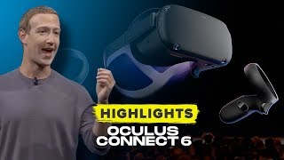 Oculus Connect 6 VR event in 12 minutes