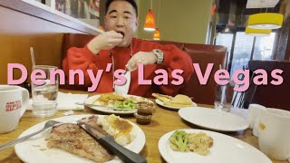 Denny's Las Vegas 미국 여행 레스토랑편 …