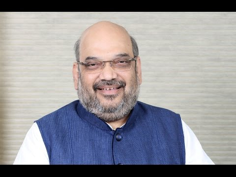 Uttarakhand crisis: Amit Shah inaugurates BJP national executive meet
